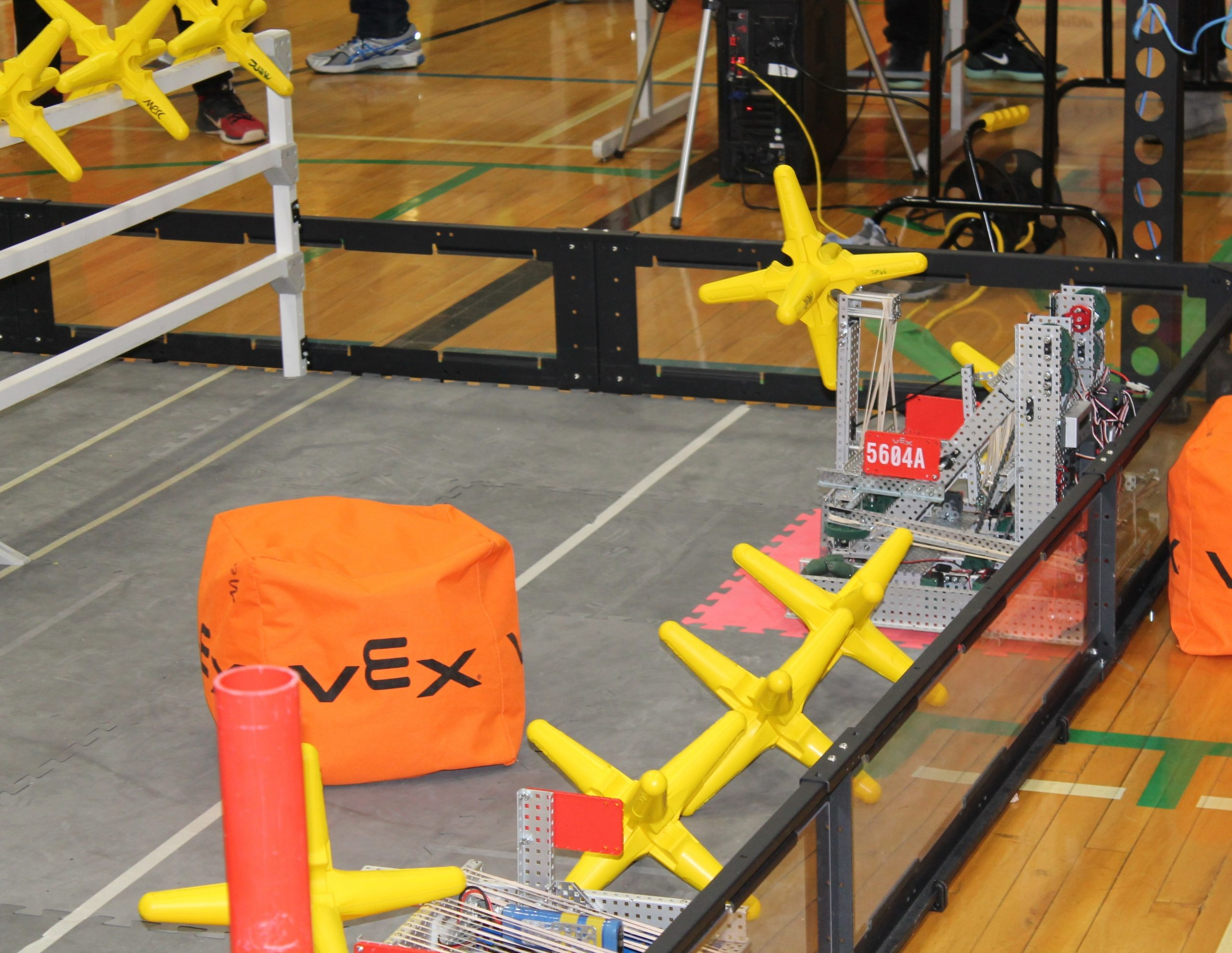 Two Father Merc Robotics Teams qualifies for US Open Championships