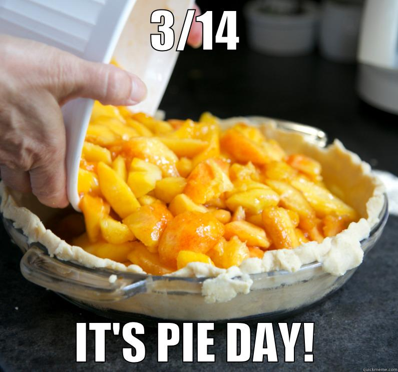 Pi/Pie Day