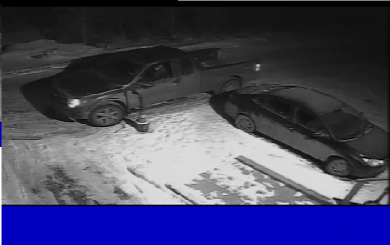 Police Searching For Utility Trailer Thief