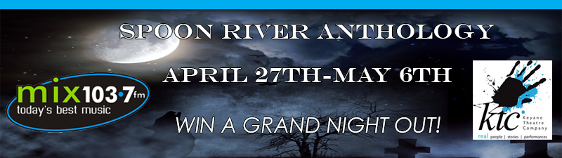 Keyano Theatre 4-Play Drama Series: Spoon River Anthology