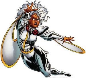 I would vote for Storm in a heartbeat.