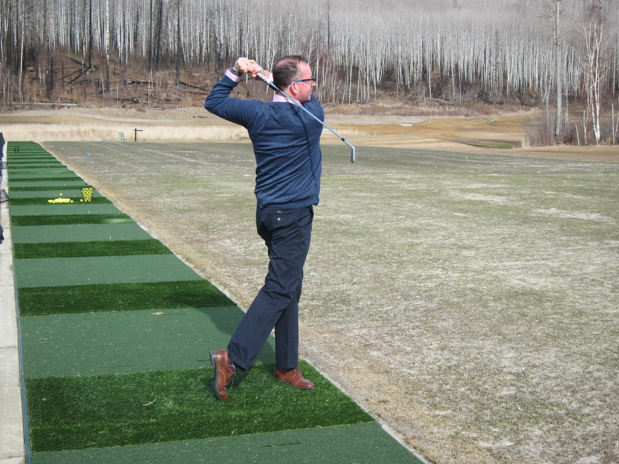 Fort McMurray Golf Courses Preparing To Open For The Season