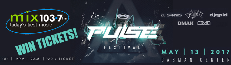 Win 2 tickets to Pulse EDM Festival!