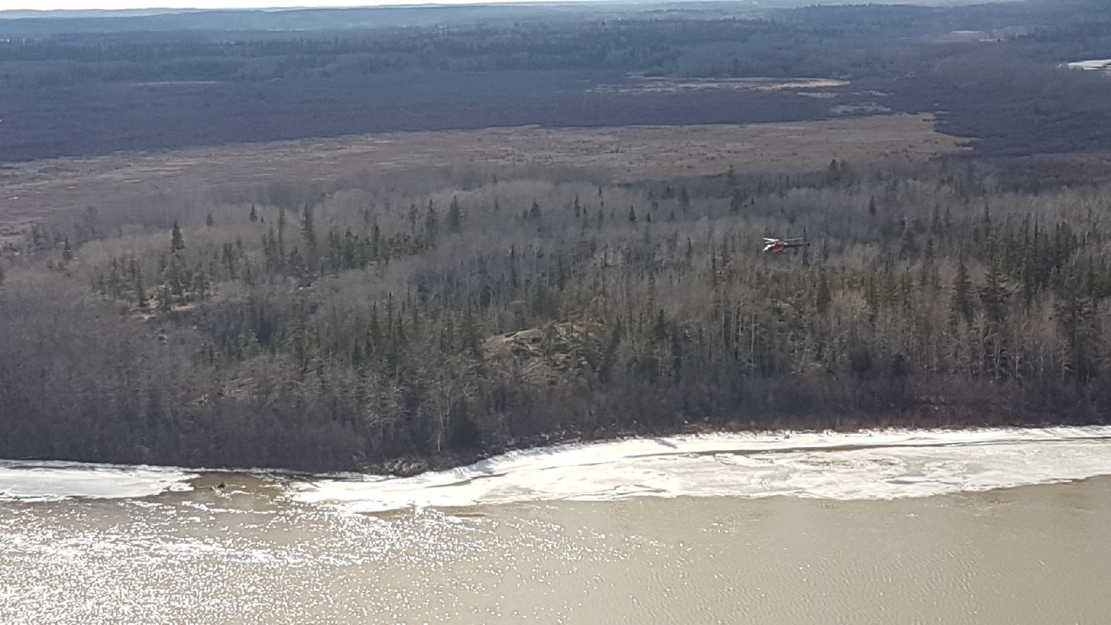 UPDATE: Dive Team From BC Joins Search For Four Missing Hunters From Fort Chipewyan