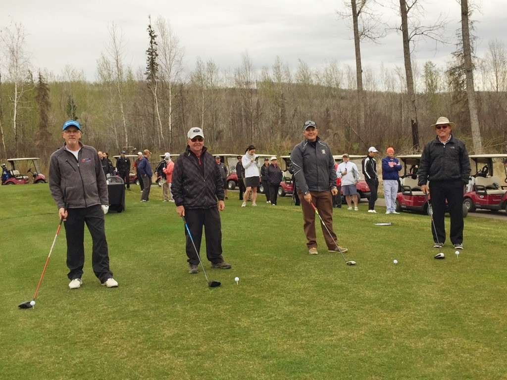 Fort McMurray Golf Club Finds Its 'Fox Tail'