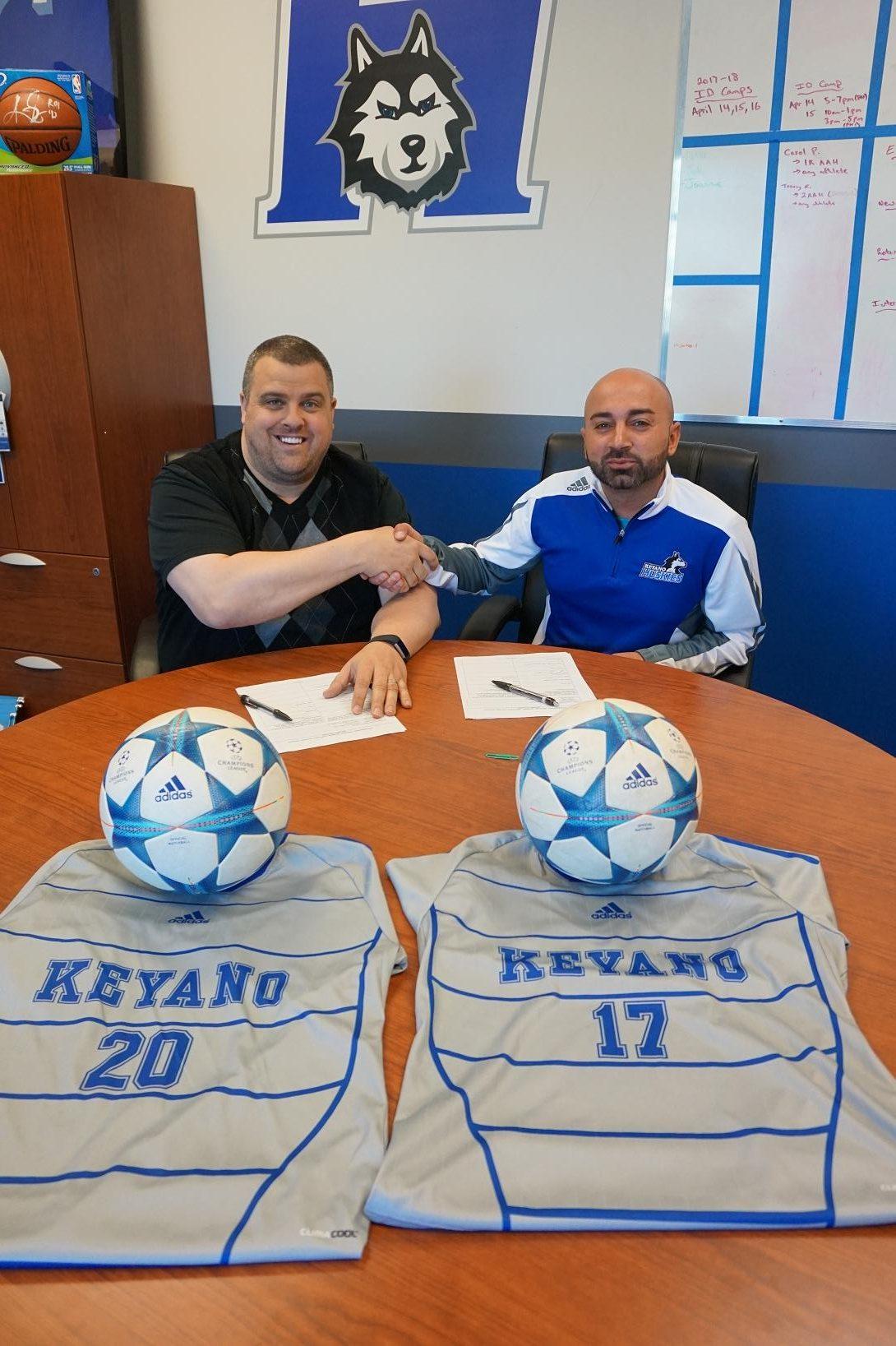 Keyano College Hires New Soccer Head Coach