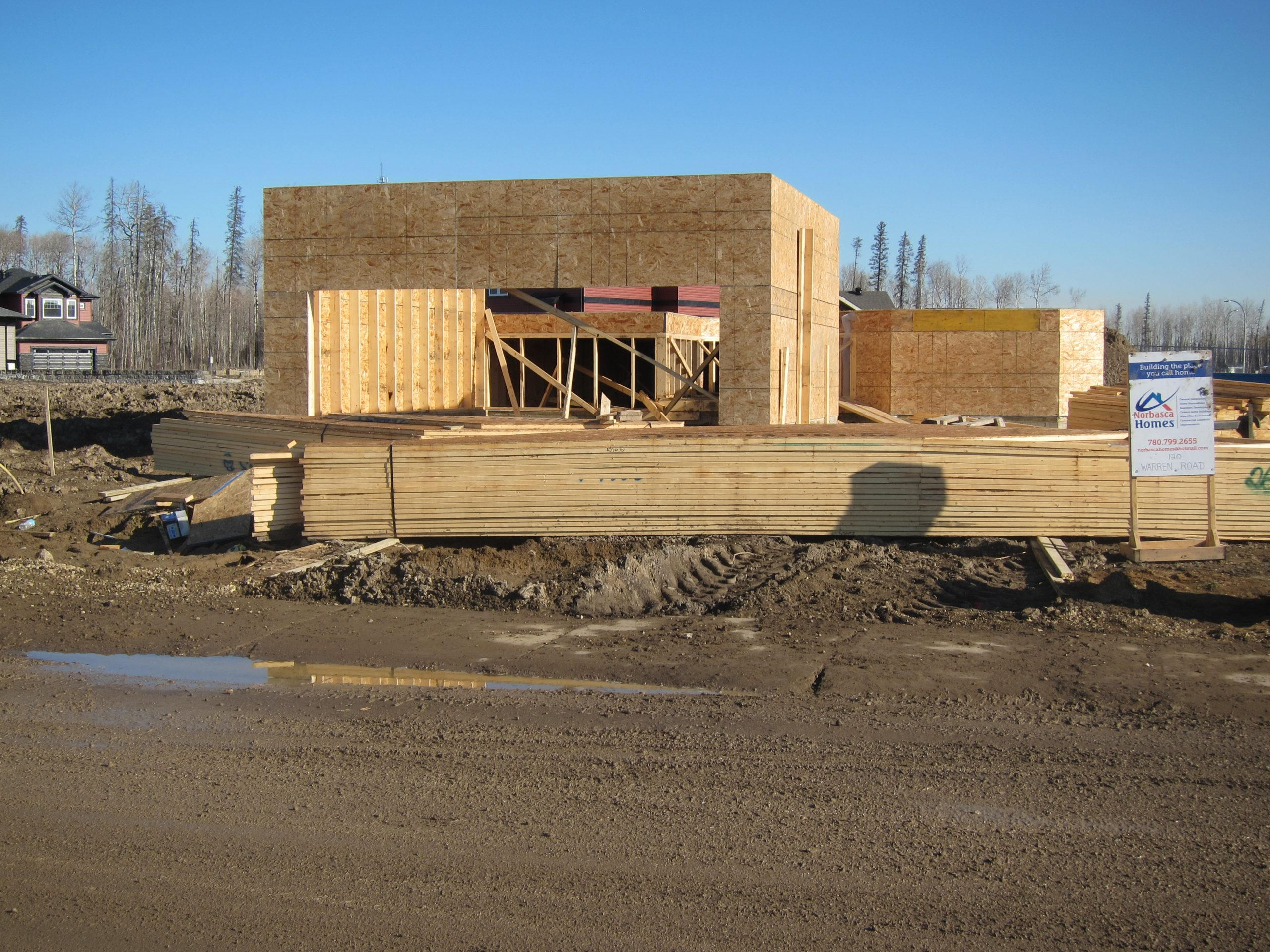 Finished Homes Rise Over 150, Around 1,100 Building Permits Issued