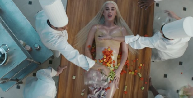 NEW MUSIC: Katy Perry - Bon Appetit
