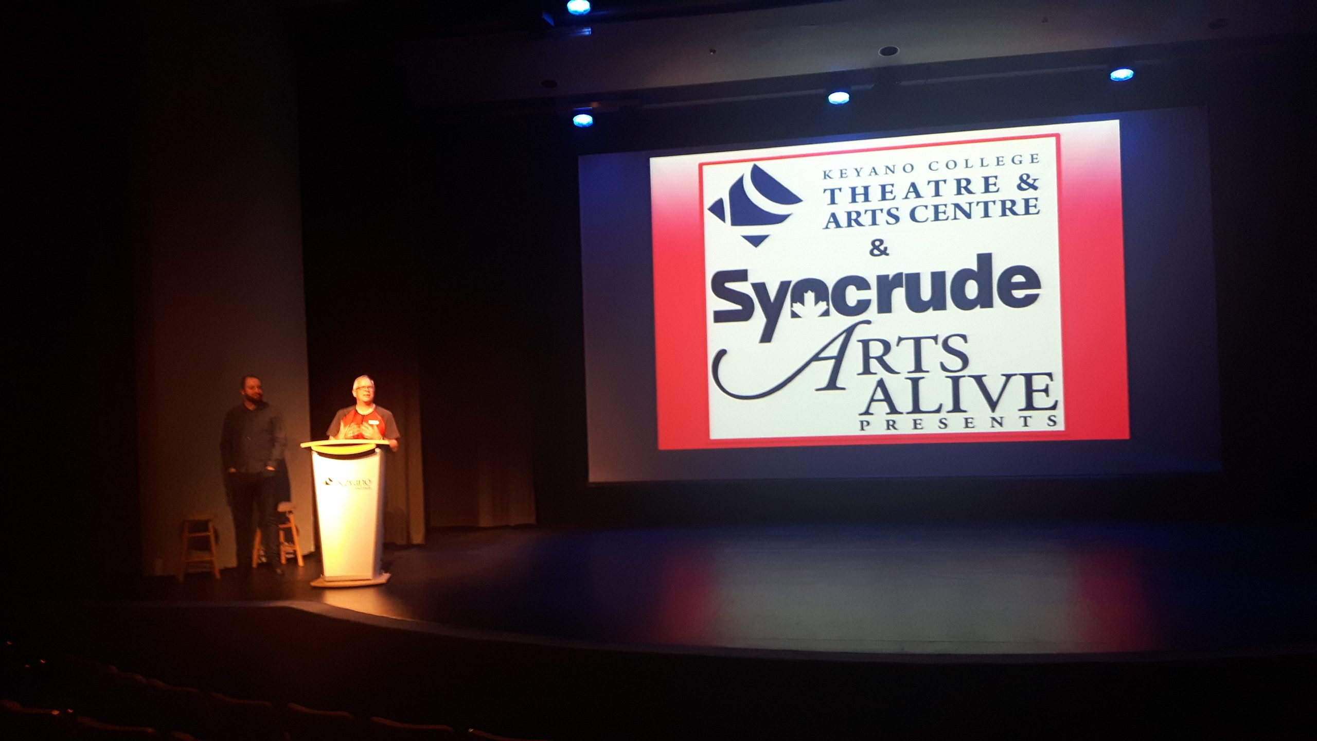 Lineup Announced For 2017-18 Syncrude Arts Alive Series