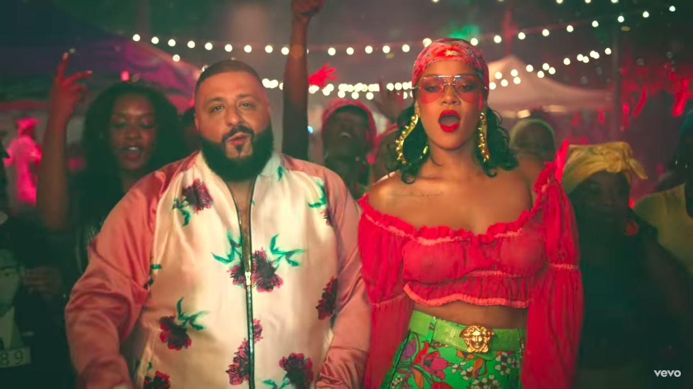 NEW MUSIC: DJ Khaled ft. Rihanna - Wild Thoughts