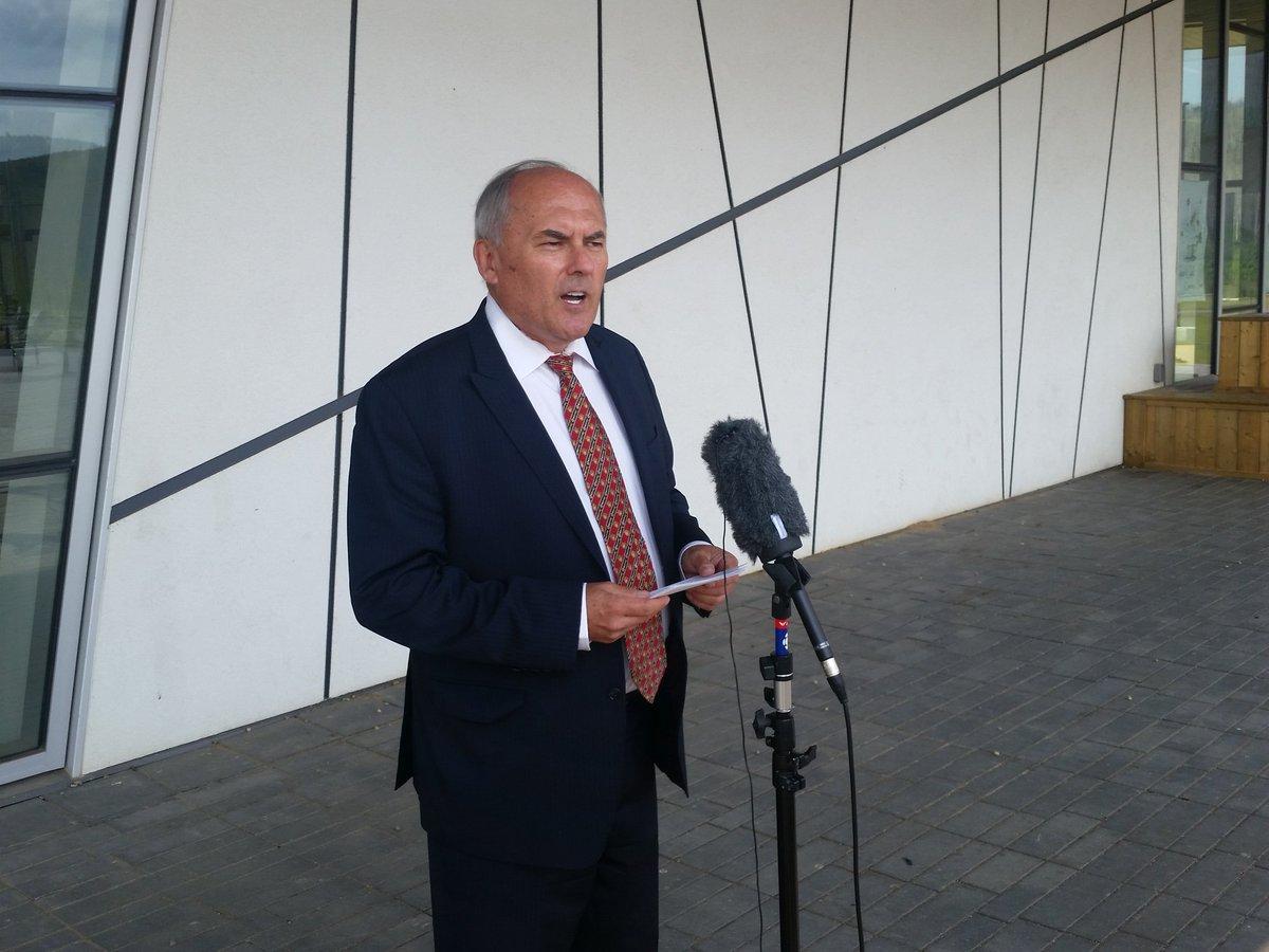 Councillor Allan Vinni Running For Mayor