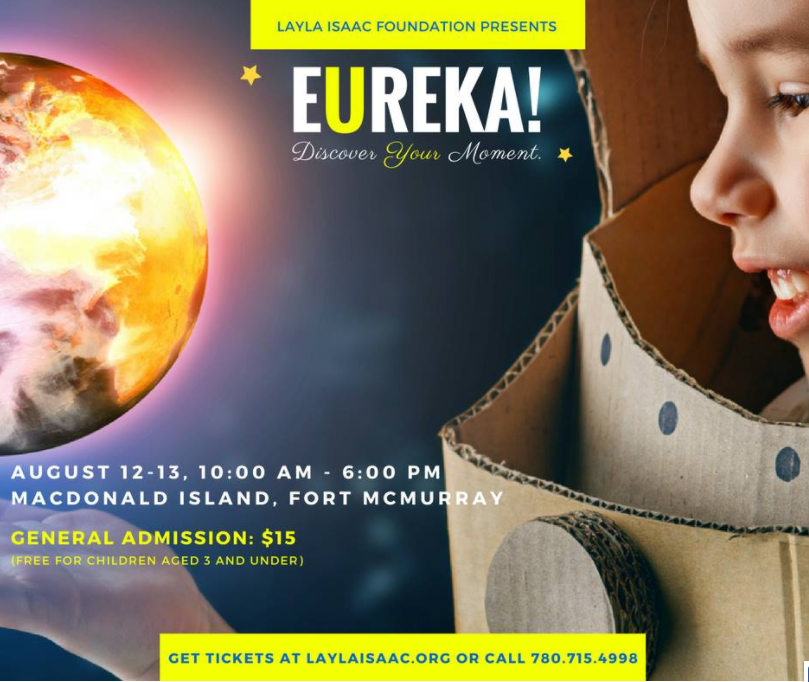 Eureka! Space-Themed Festival Helps Kids Reach For The Stars