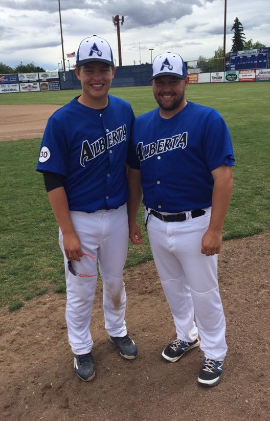 Fort McMurray Baseball Player Suits Up For Alberta In Canada Summer Games
