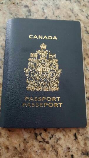 Federal Government Replaces Passports Damaged in Wildfire