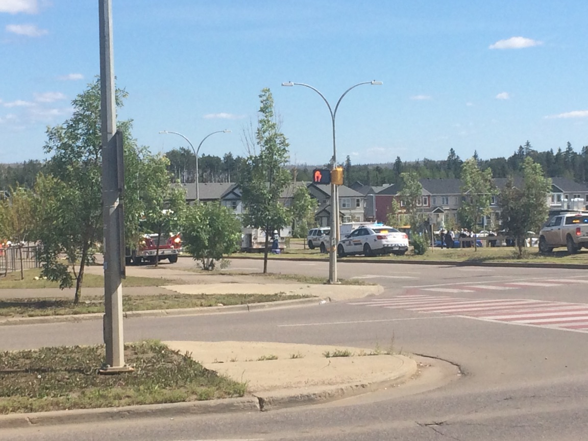 UPDATE: Evacuation Lifted In Eagle Ridge After Gas Line Hit