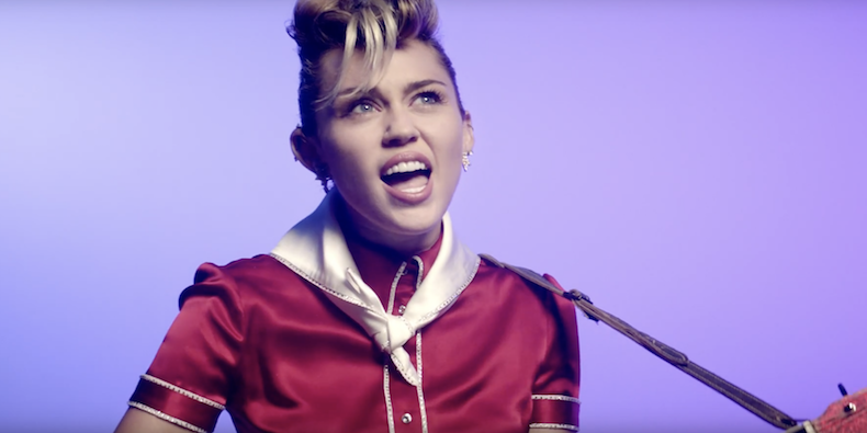 NEW MUSIC: Miley Cyrus - Younger Now