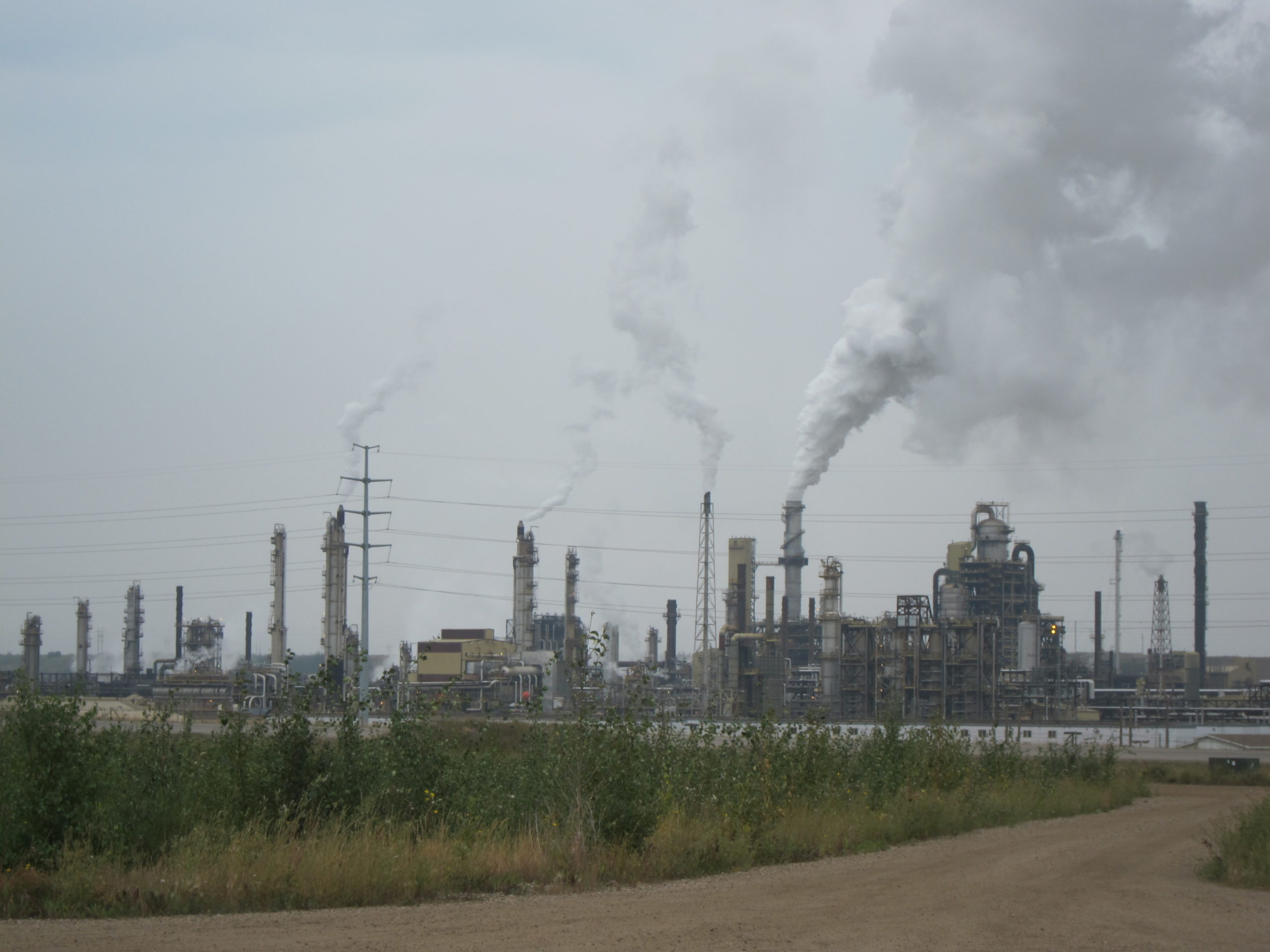 Province Giving Industry Leaders $1.4B to Reduce Pollution, Diversify Economy