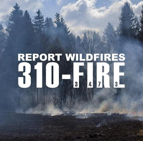Update: Fire Advisory Still in Effect, Wildfire Danger Level Extreme in Fort McMurray Forest Area
