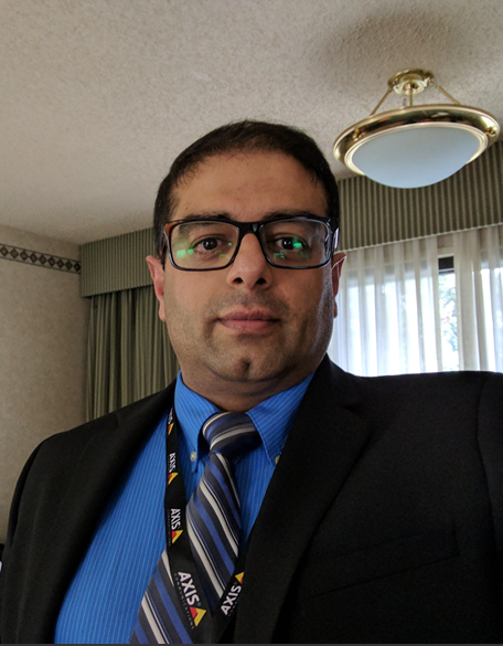 FMPSD's Ali Syed Throws Hat In For Ward 1 Councillor
