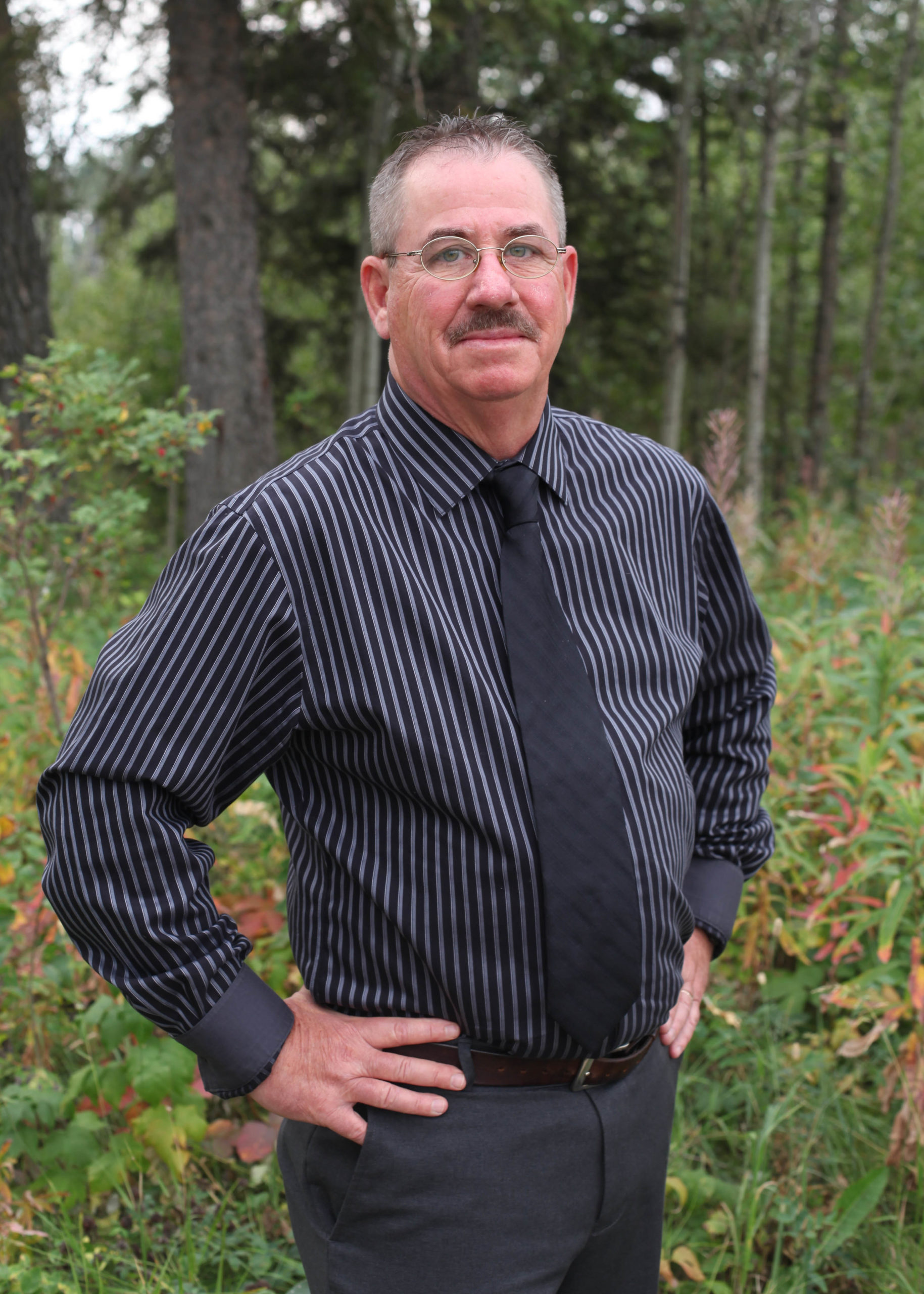 Realtor Allan Grandison Running for Mayor of RMWB