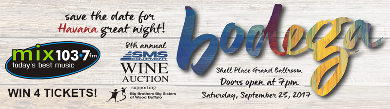 Win 4 Tickets to the Big Brother's Big Sister's Wine Auction!