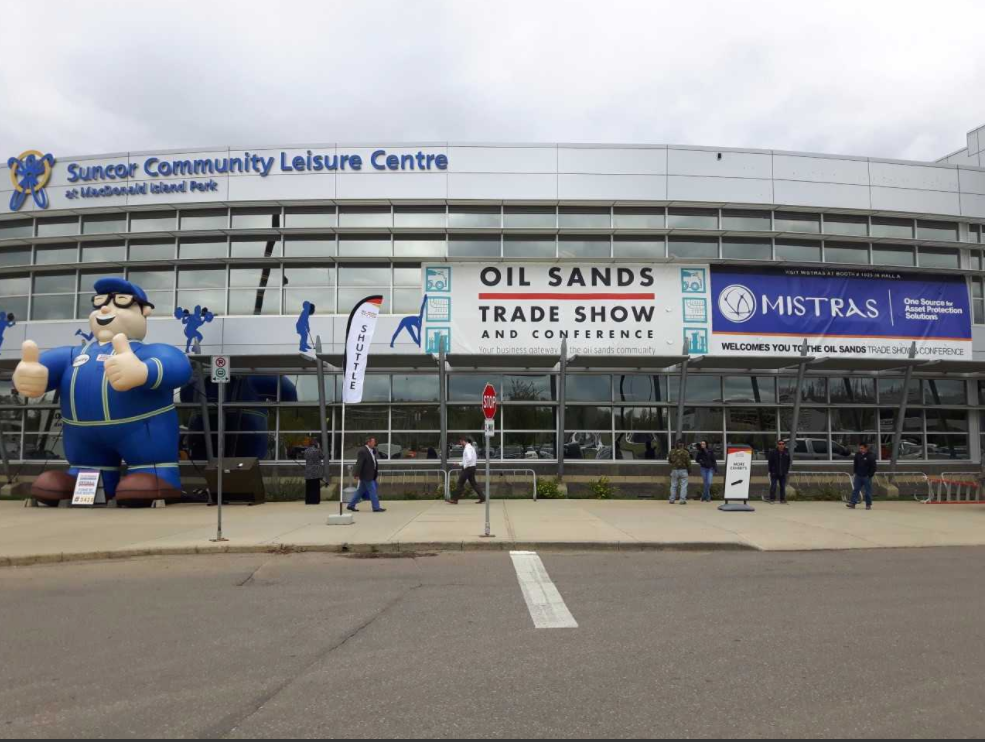 Oil Sands And Trade Show Returns After One Year Hiatus