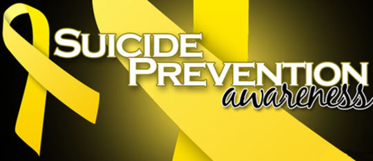 Take A Minute To Change A Life With World Suicide Prevention Week