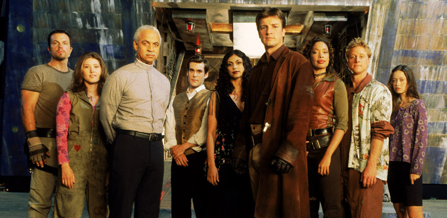 Throwback Thursday: Firefly is HOW OLD?