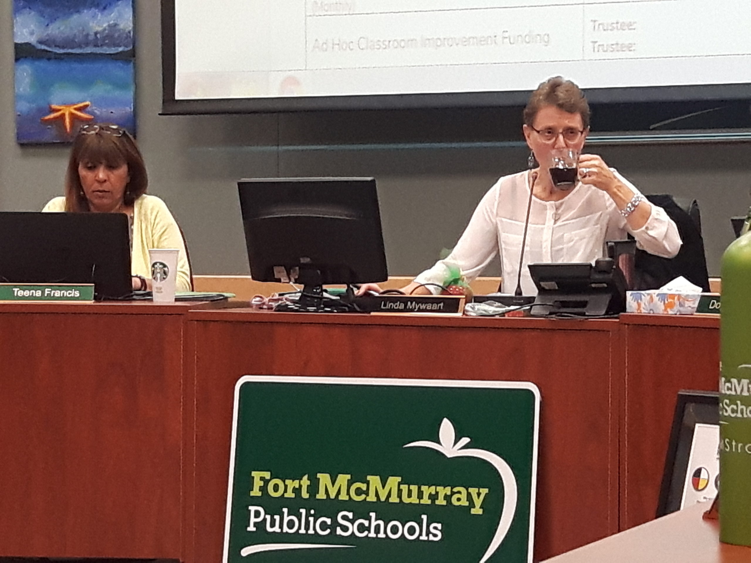 Linda Mywaart Named FMPSD Board Chair