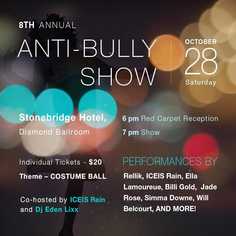 8th Annual Anti-Bullying Variety Show Back For Another Year
