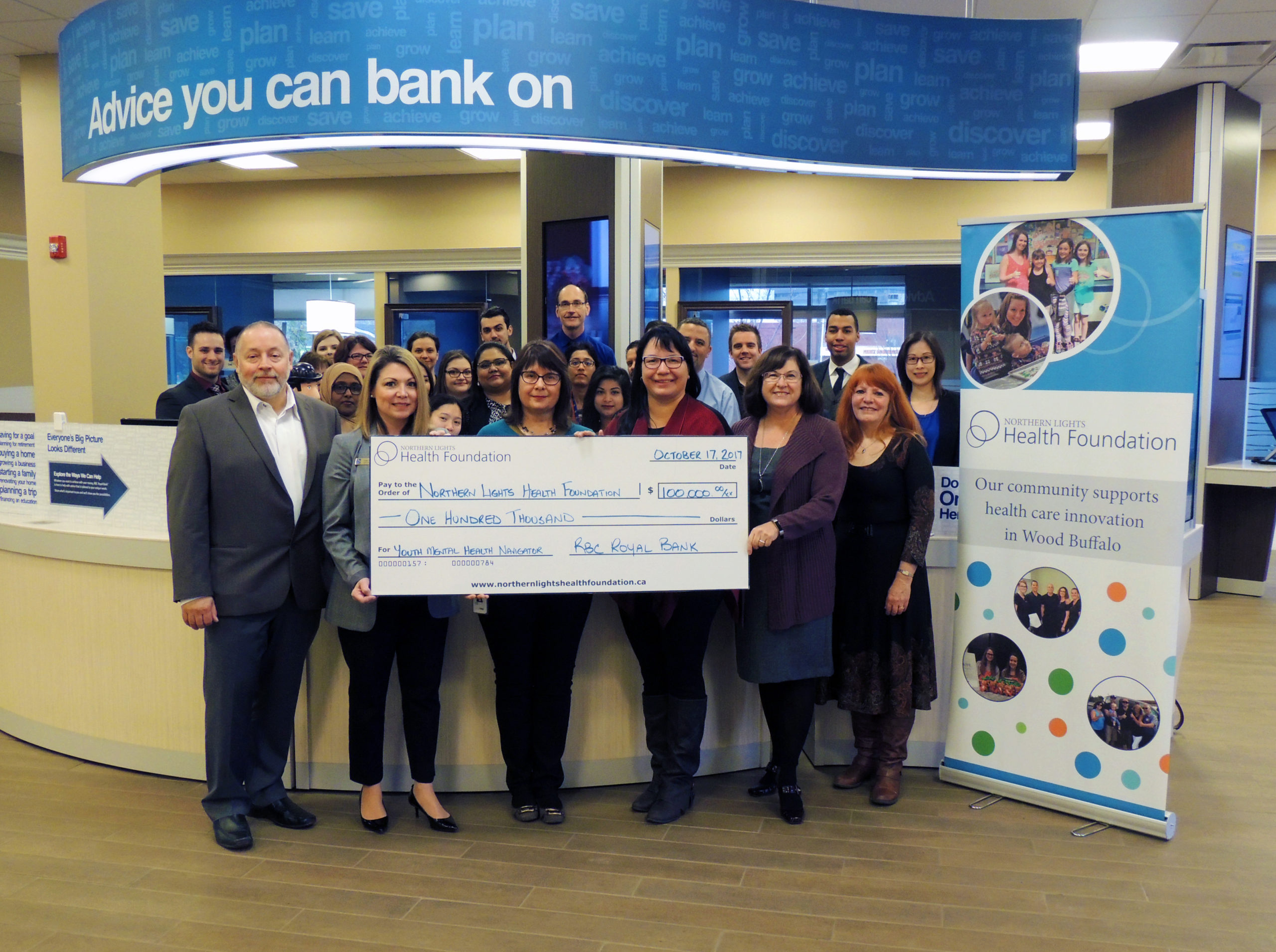 NLHF Receives $100K Donation to Extend Youth Mental Health Position