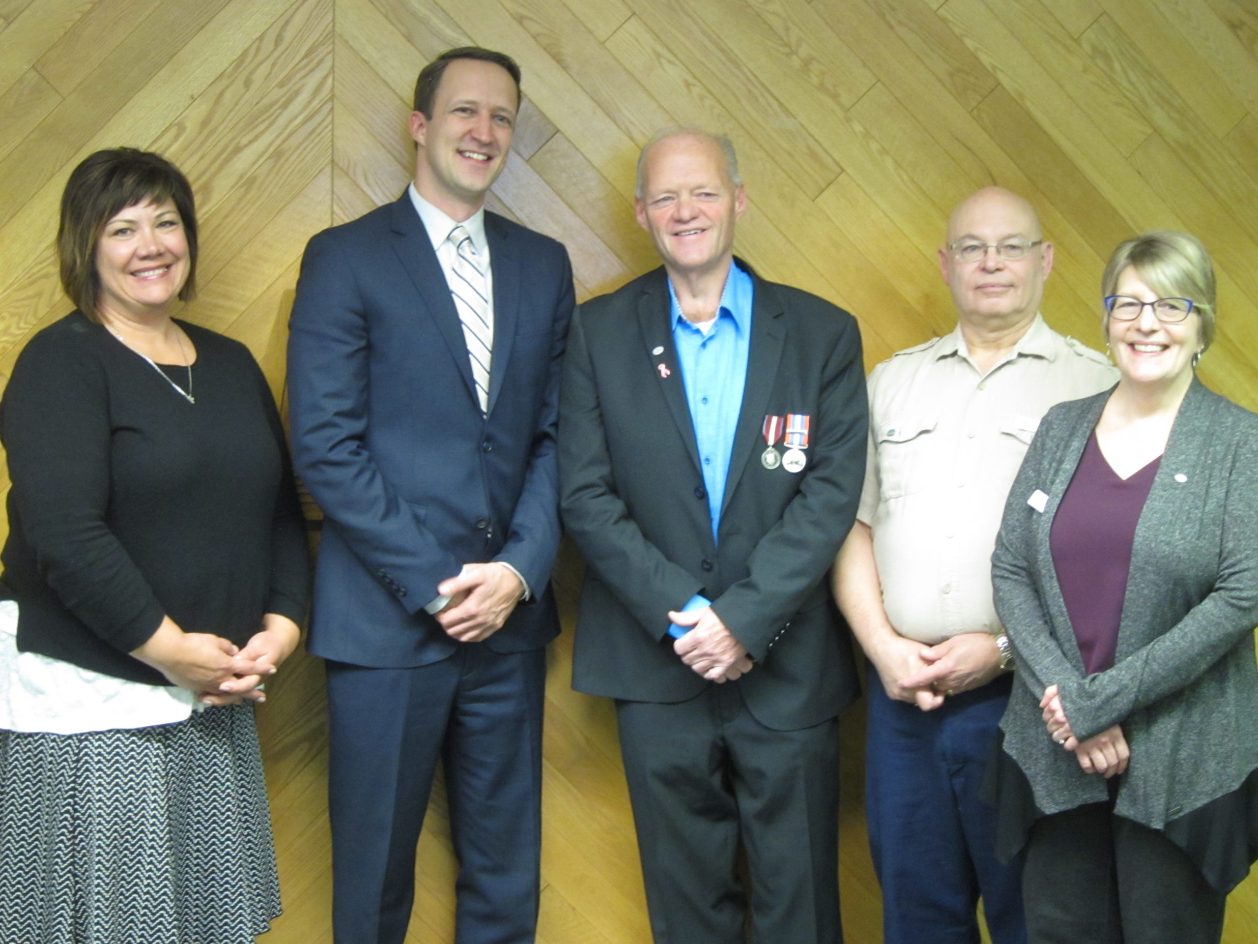 Fort McMurray Catholic School Board Trustees Sworn In
