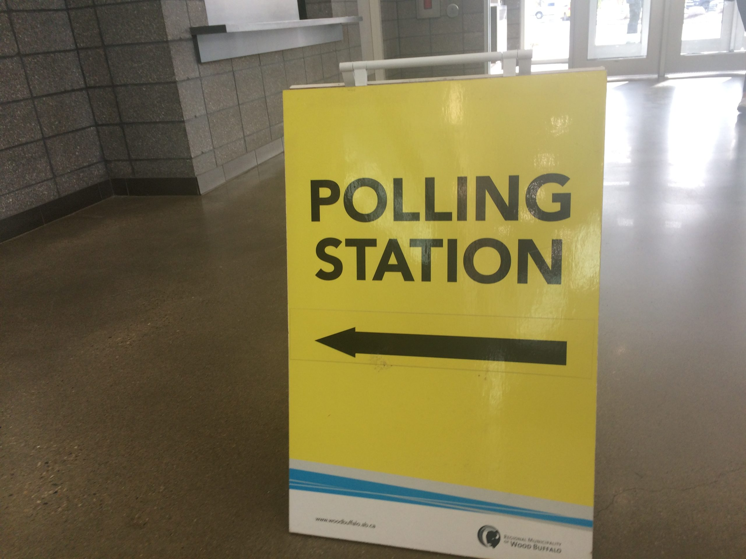 Municipal Election Saw Highest Voter Turnout In Wood Buffalo History
