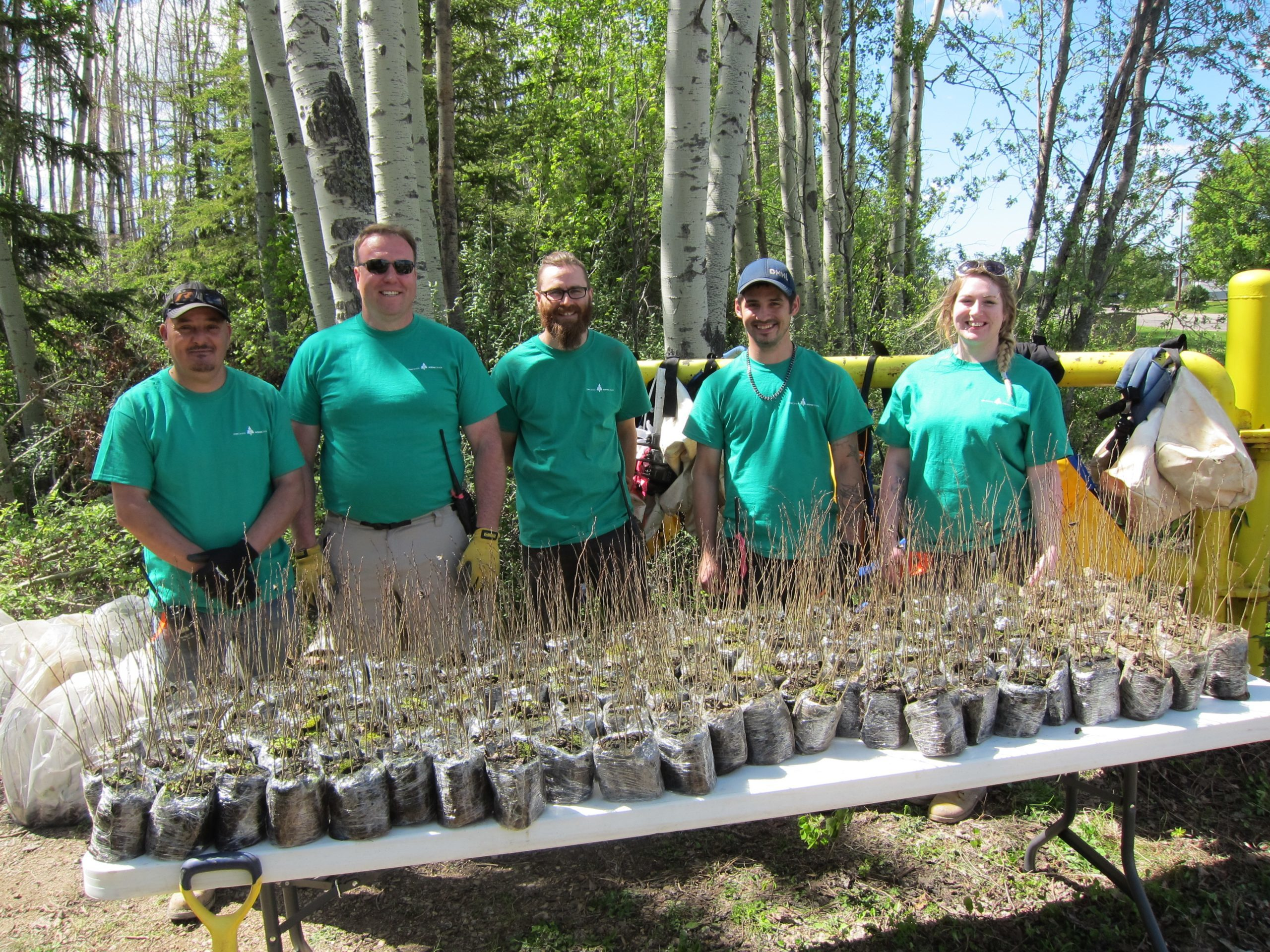 Tree Canada Continuing Efforts To Re-Green Fort McMurray