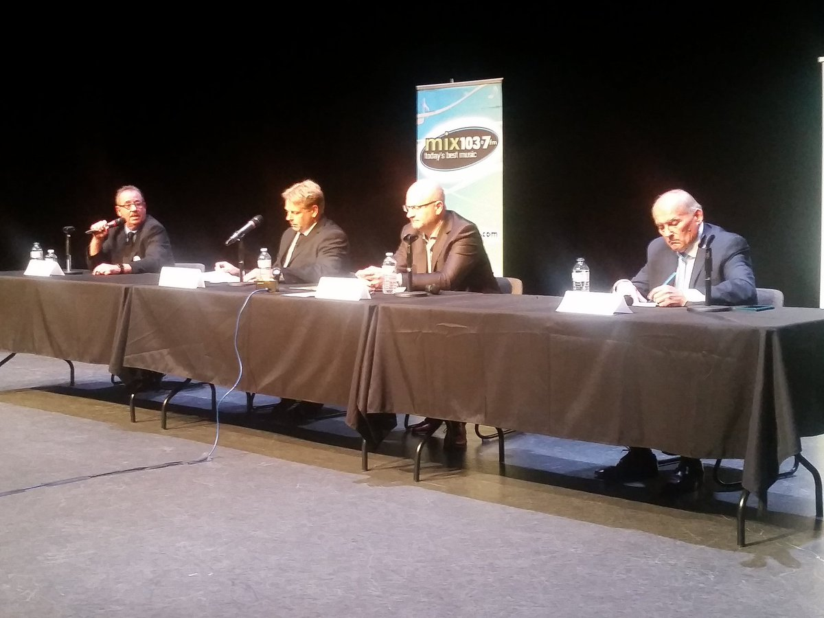 Mayoral Candidates Discuss Small Businesses, Legalization of Marijuana in Fourth Debate