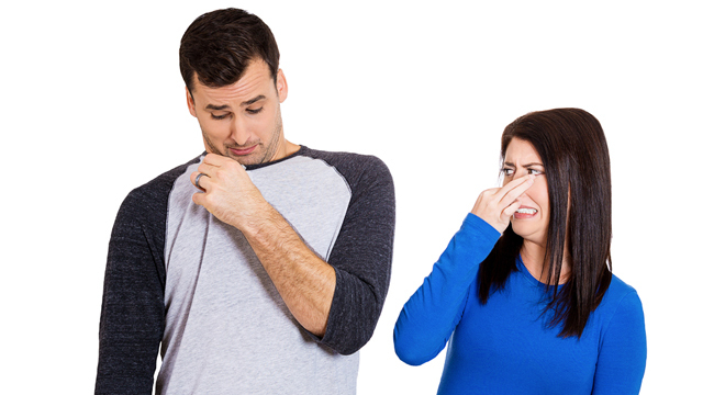 Smelling Your Partner's Farts Will Make You Live Longer
