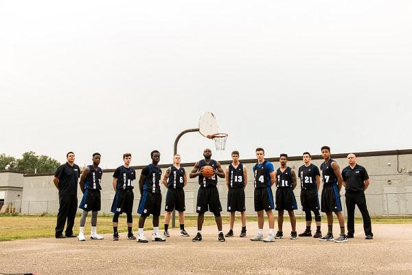 Keyano Huskies Men's Basketball Team Place 5th At ACAC Playoffs