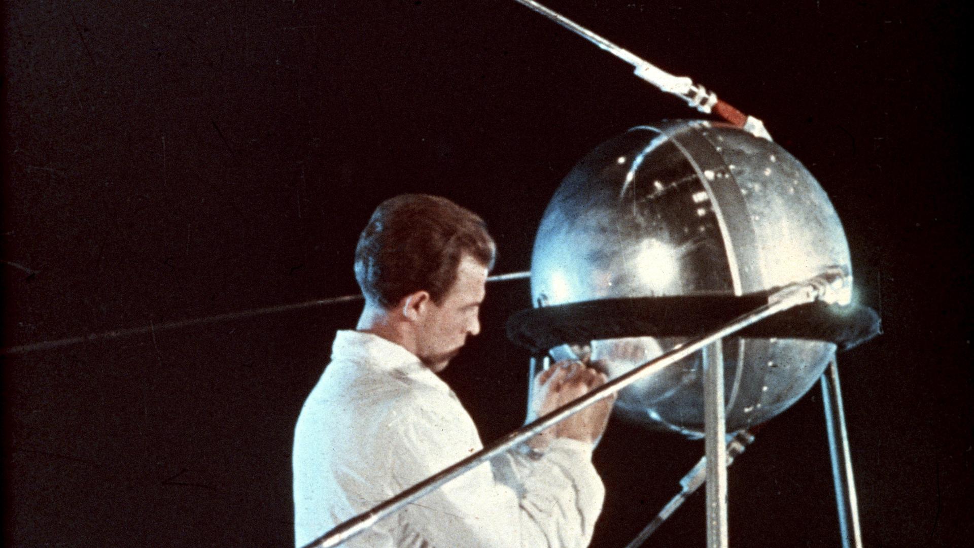Throwback Thurs - Sputnik