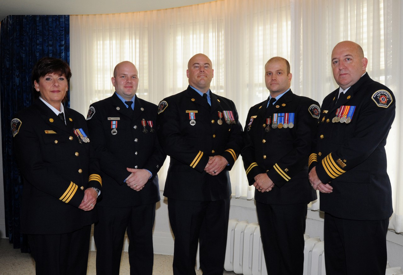 Five Fort McMurray Residents Receive National Honour For Volunteer Work