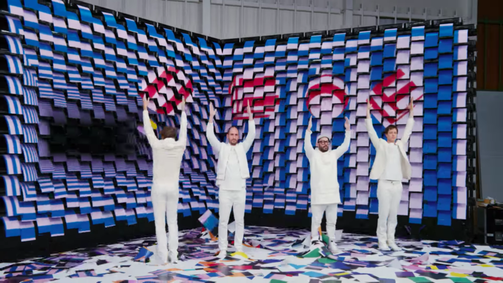 NEW MUSIC VIDEO: OK Go - Obsession
