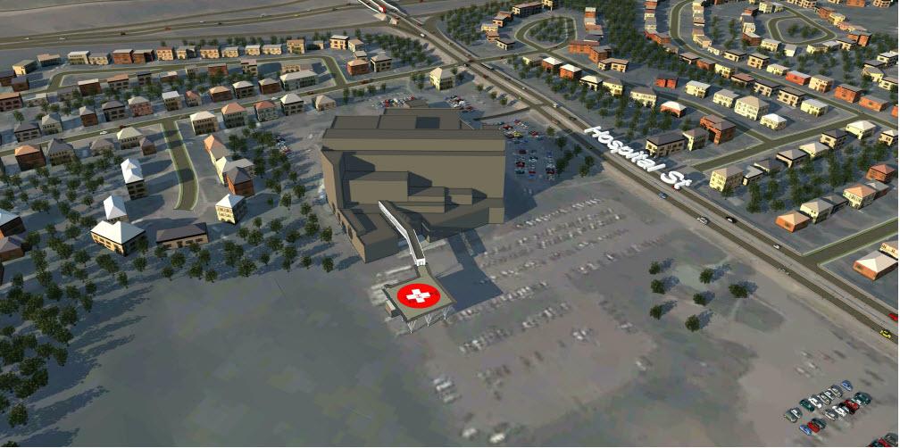 AHS Announces Start Date for Construction on Hospital Heliport