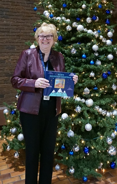 Keyano College Teacher Publishes Christmas Book After Finding Forgotten Journal After Wildfire
