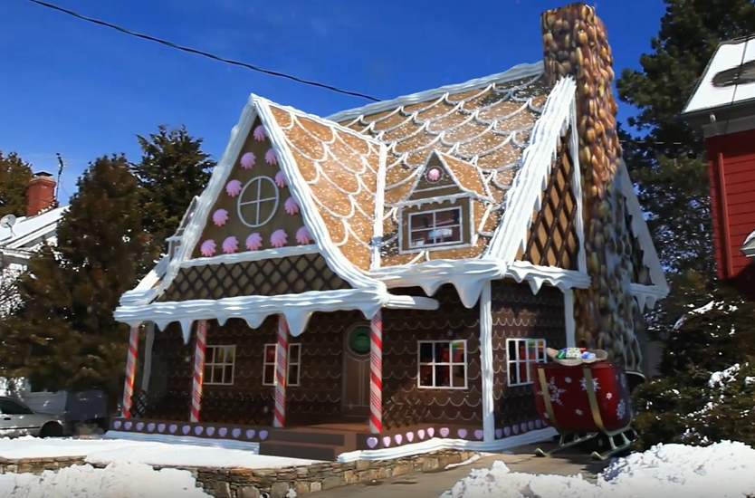 Gingerbread House Listing - Habitat for Humanity
