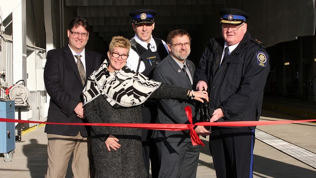 Province Opening New Vehicle Inspection Station Along Highway 63