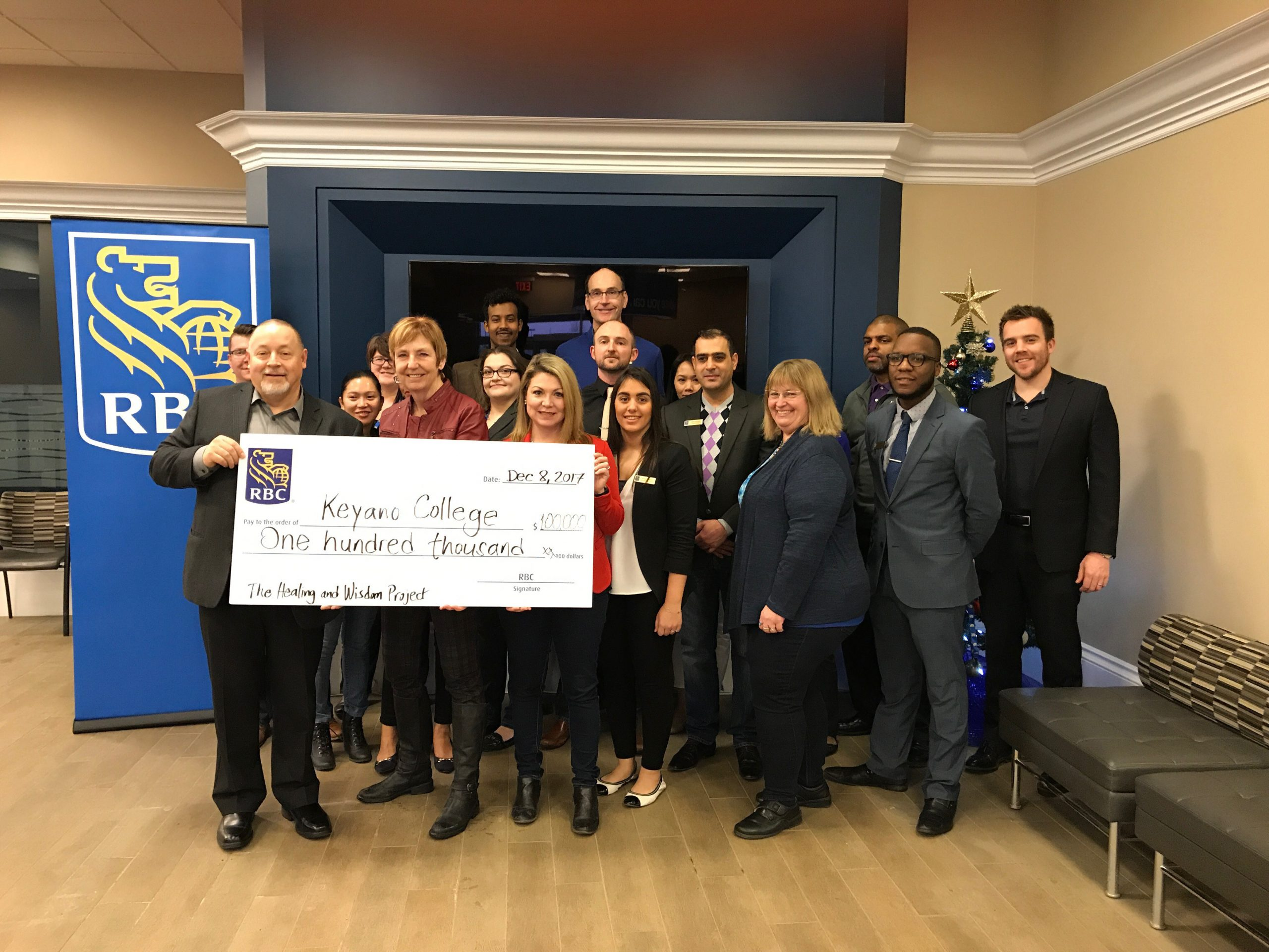 Keyano College Receiving $100K Donation to Help Indigenous Communities
