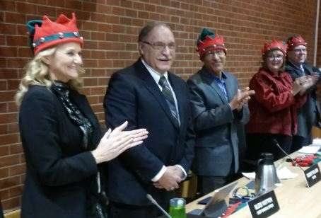 Alberta Public Works Association Names Municipal Employee 'Manager of the Year'