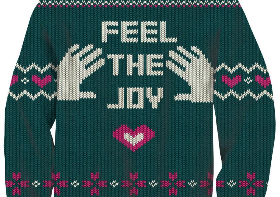 Merry Boobmas (and a Happy Boob Year?)