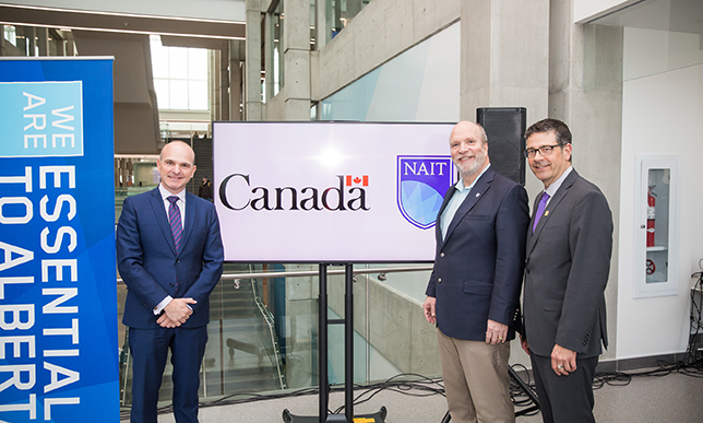 Federal Government, COSIA Invest In Oilsands Water Testing Facility At NAIT