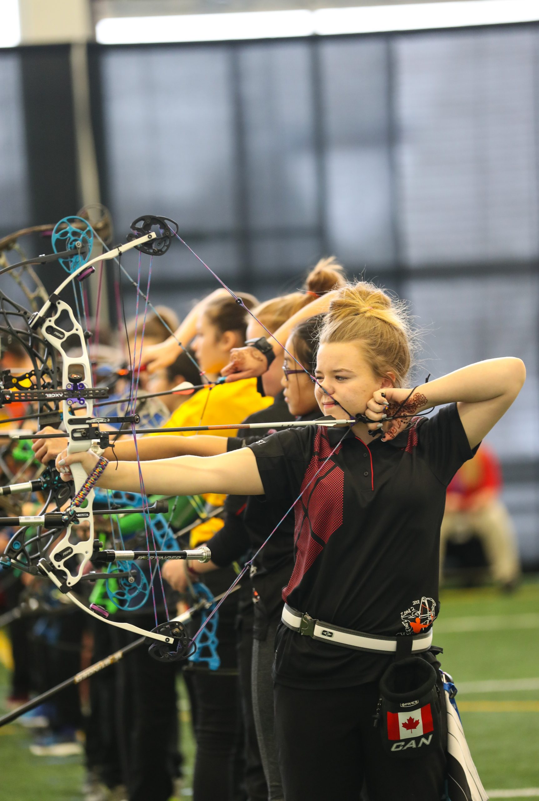 Images and Results From Day Two Of 2018 Alberta Winter Games