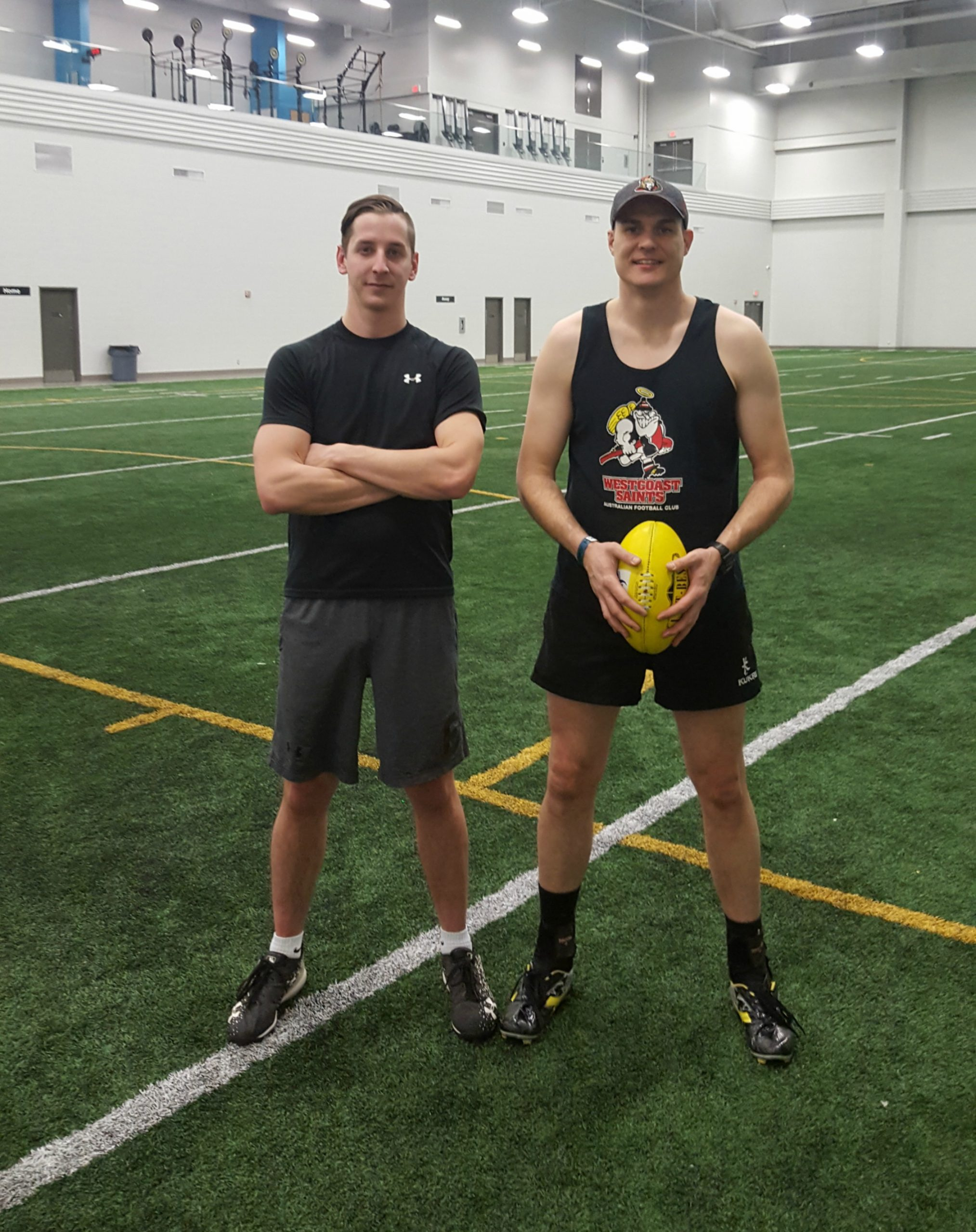 Aussie Rules Football On Its Way To Fort McMurray